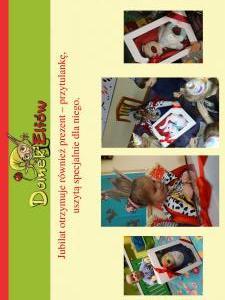 Urodziny w Przedszkolu 6