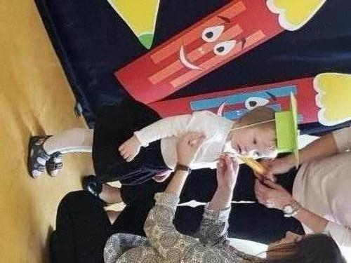 Pasowanie na przedszkolaka Domek Elfów 2018