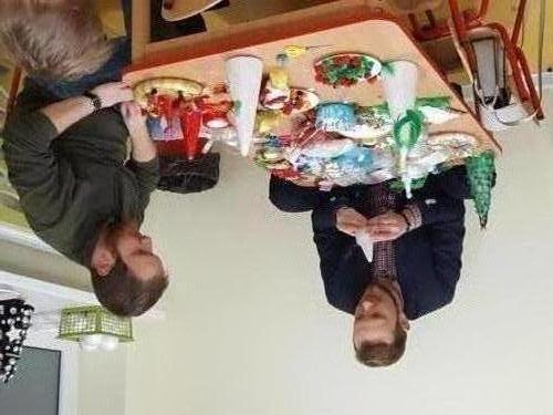 Rodzinne warsztaty świąteczne w przedszkolu