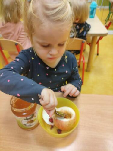Pieczemy jabłuszka (14)