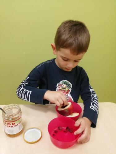 Pieczemy jabłuszka (21)